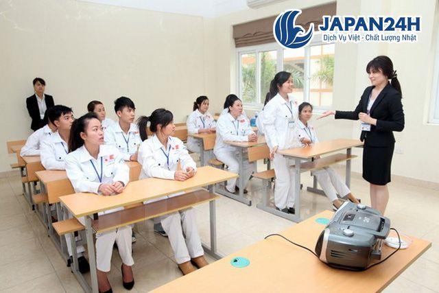 Hết hạn XKLĐ Nhật Bản về Việt Nam làm giáo viên dạy tiếng