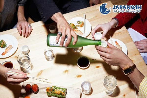 Văn hóa trên bàn ăn người XKLĐ Nhật Bản cần nhớ