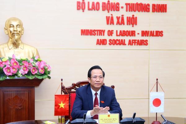 Thúc đẩy Chương trình đưa thực tập sinh Việt Nam sang Nhật Bản